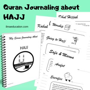 hajj and eid activities