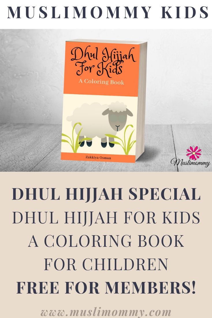 Dhul Hijjah for kids
