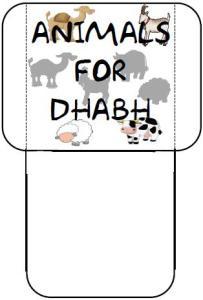 Hajj Animals Freebie
