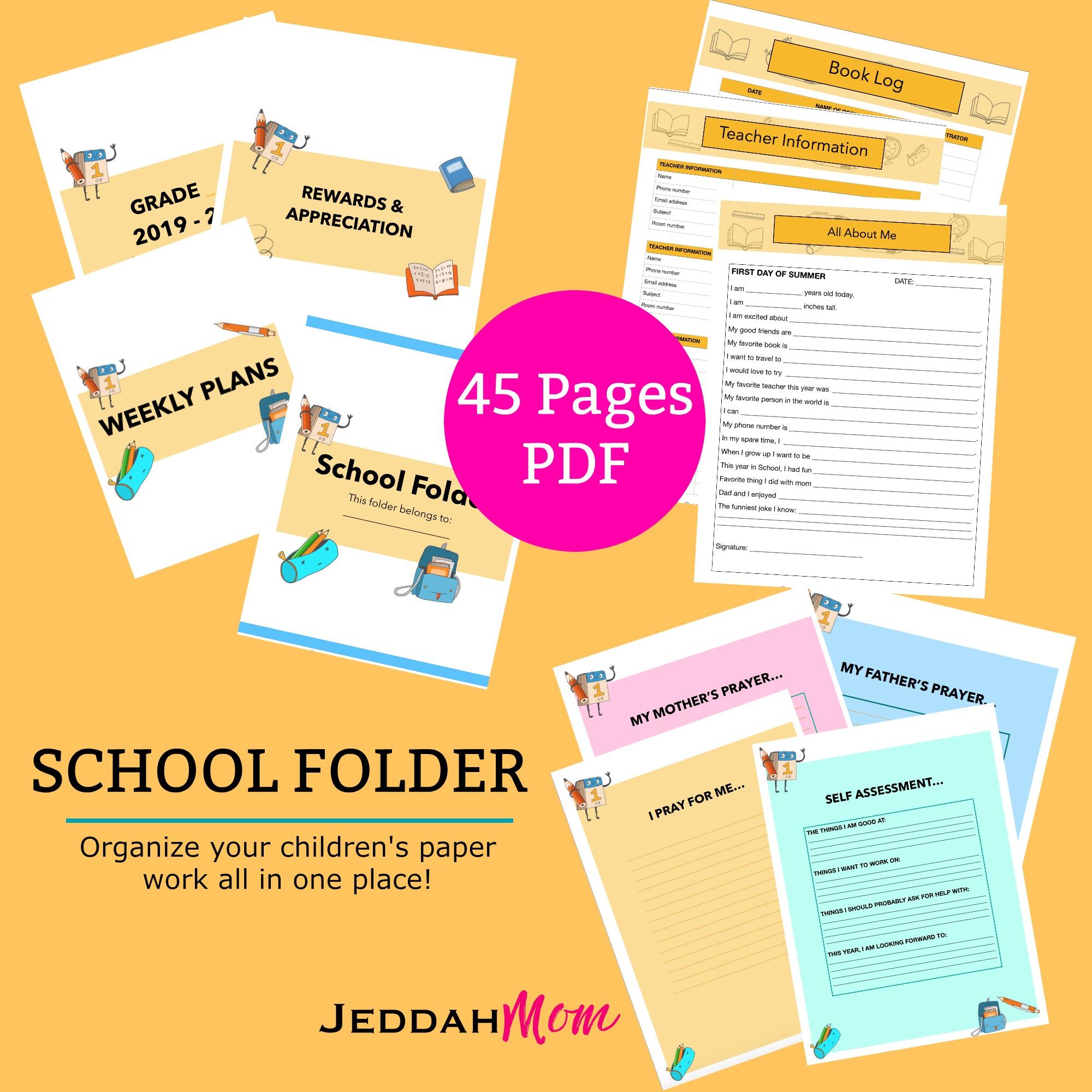 School Folder organize school paper clutter  Jeddah Mom .jpg
