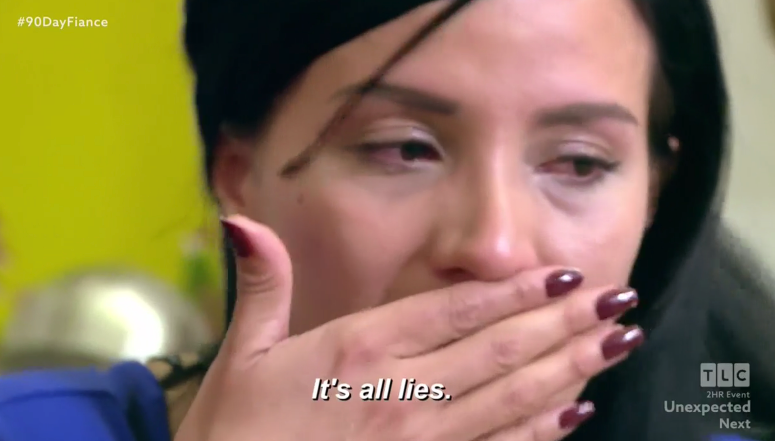 TLC continues it's ongoing game about international cuisine. It's not cool.