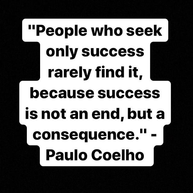 #quoteoftheday #quotes #wordstoliveby #wealth #success #paulocoelho #favoritequotes #philosophyquotes #personaldevelopment #likes #picoftheday #discipline #work #hardwork #philosophy