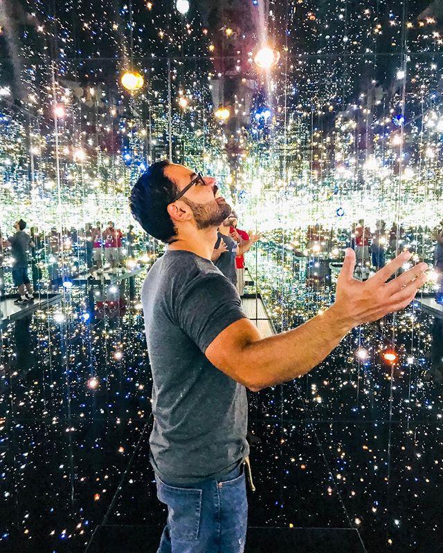 Infinite ♾ Possibilities  #thebroad #theweekend #cali #california #LA #losangeles #art #vacay