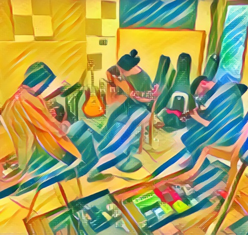 Lotus Lungs - Experimental/Free improv