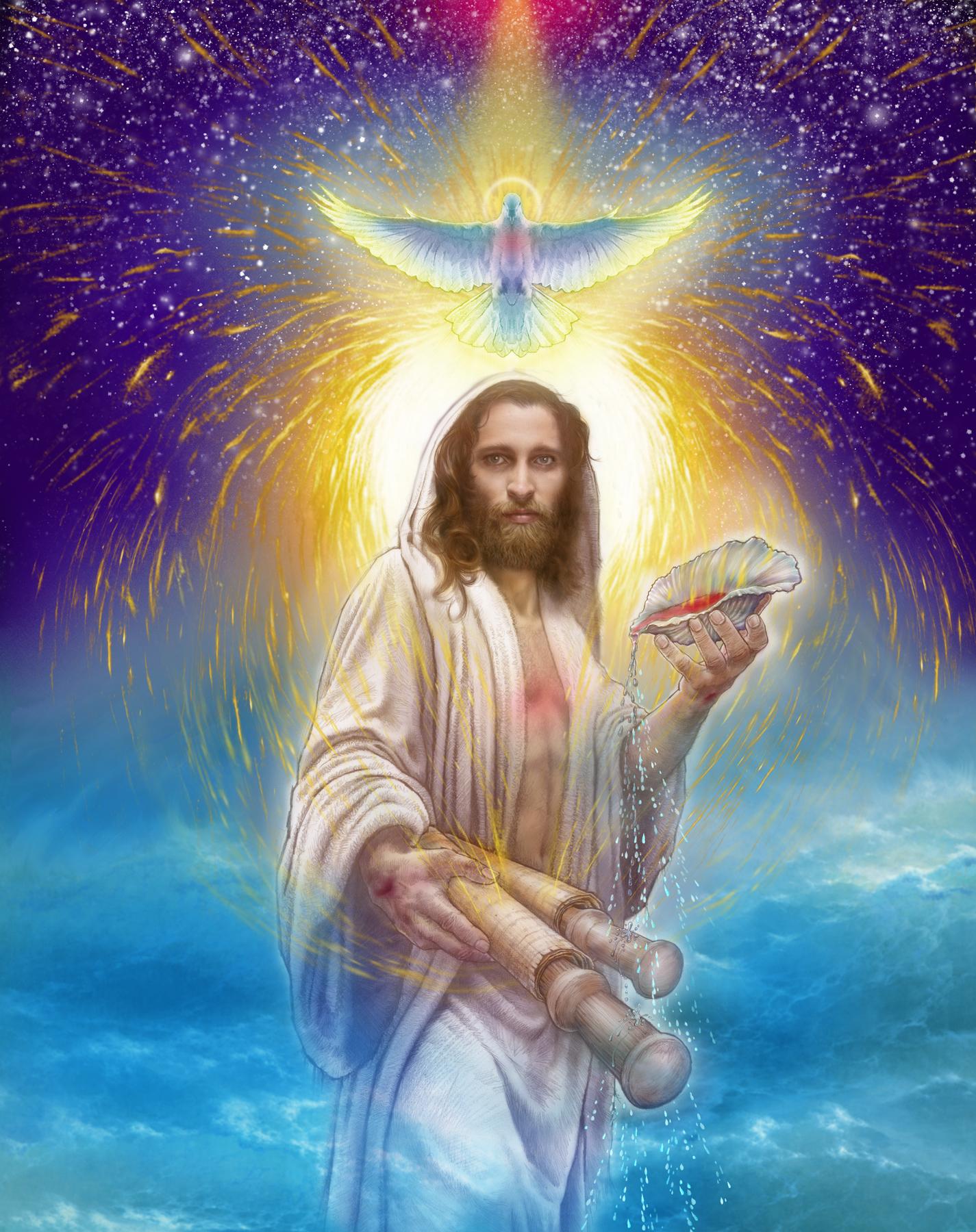 Jesus - Living Water