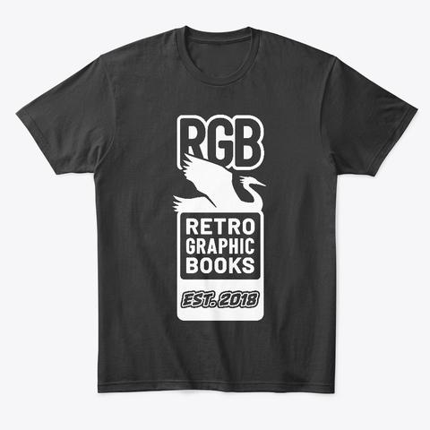 RETRO GRAPHIC BOOKS LLC LOGO T-SHIRT    $23.99