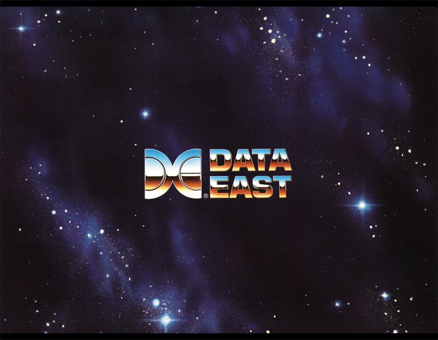 Data East Logo