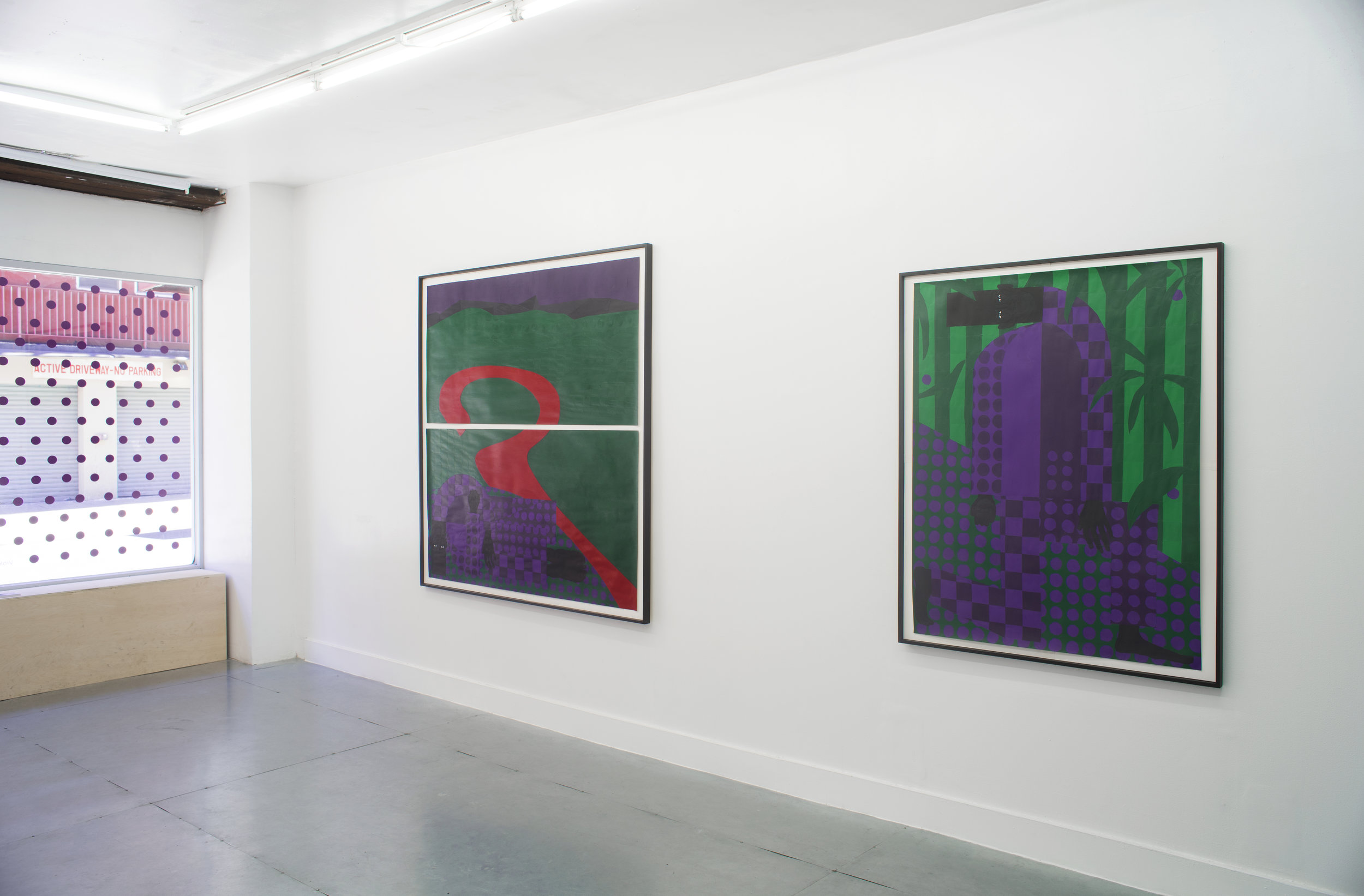 Install Shot at Rubber Factory