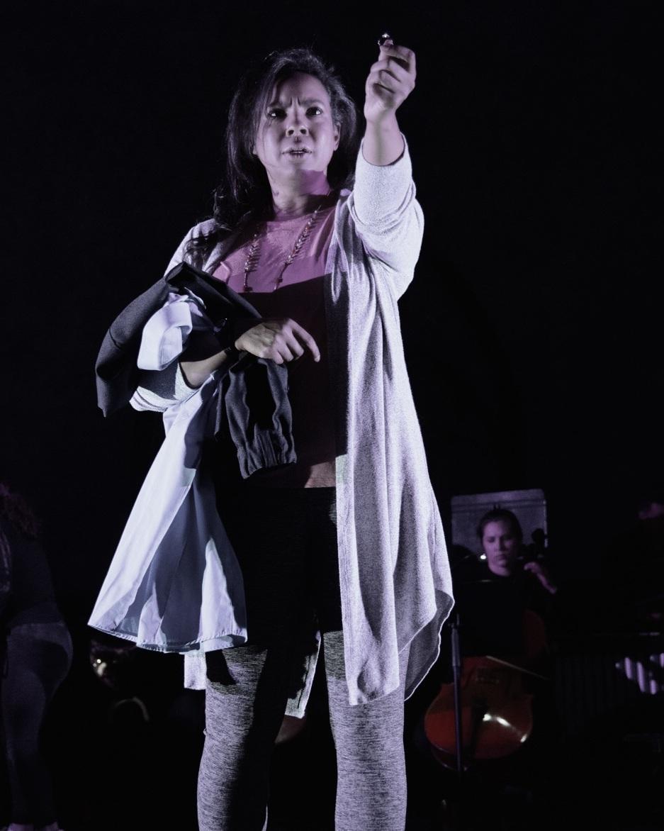 Leonore in Beethoven's  Fidelio  | ©  Russ Rowland