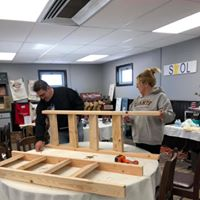 Wooden Project Assembly