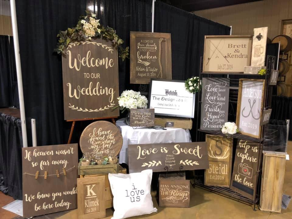 Wedding Signs for Rent