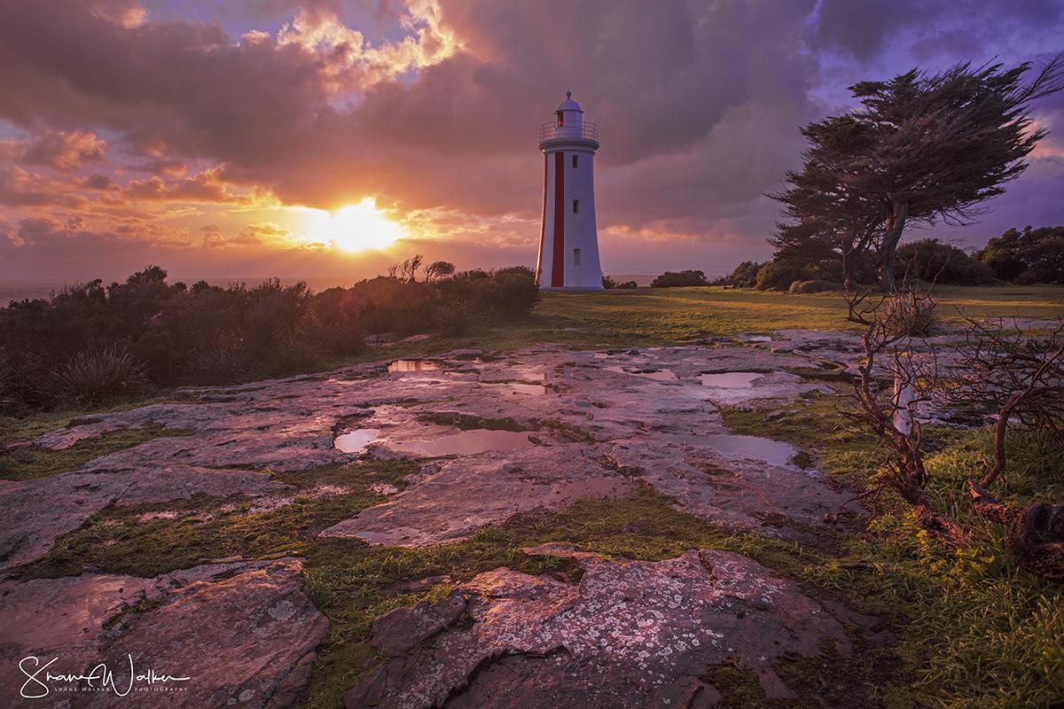 Mersey Bluff lighthouse - Devonport