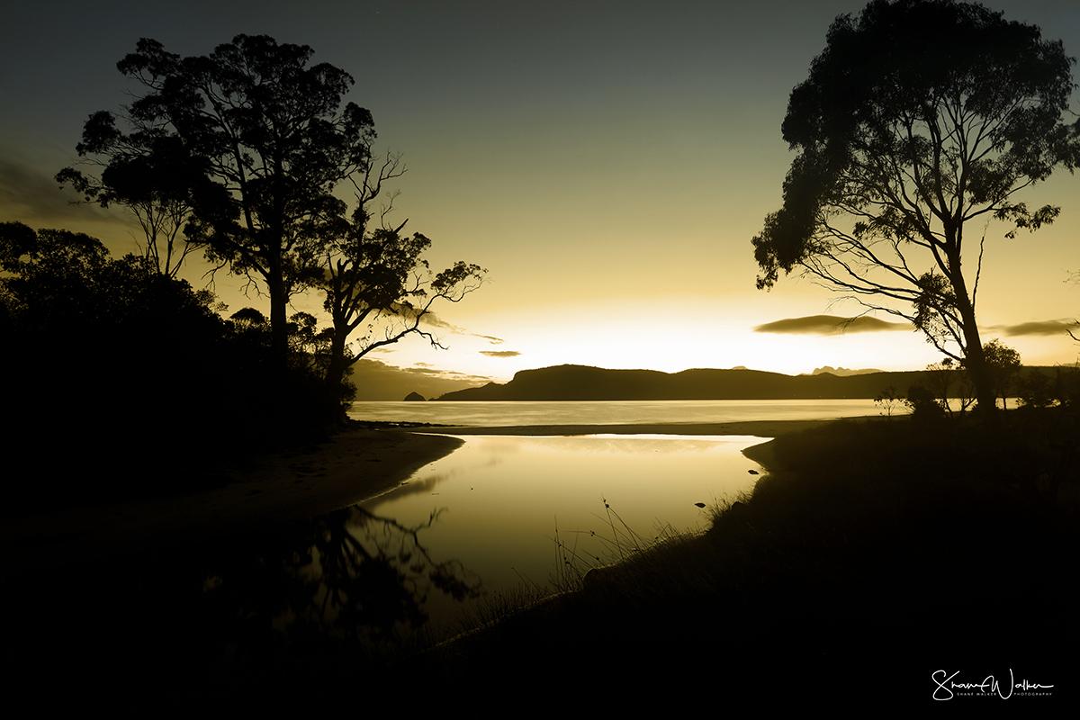 Two Tree Pt - Bruny Island