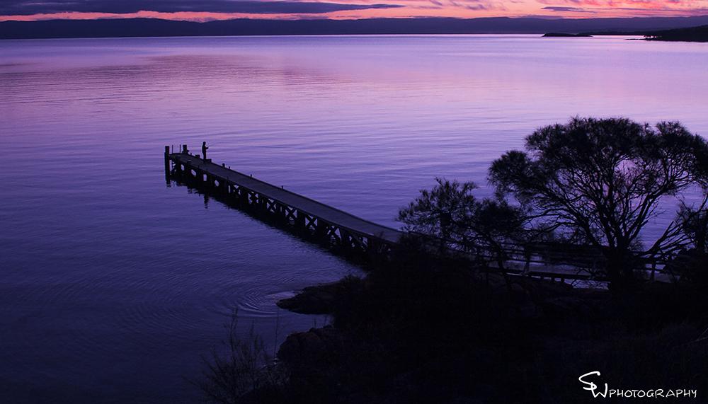 Jetty - Coles Bay