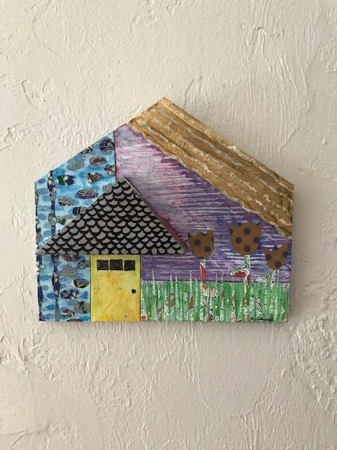 Marie Gilmartin, David's House.jpeg