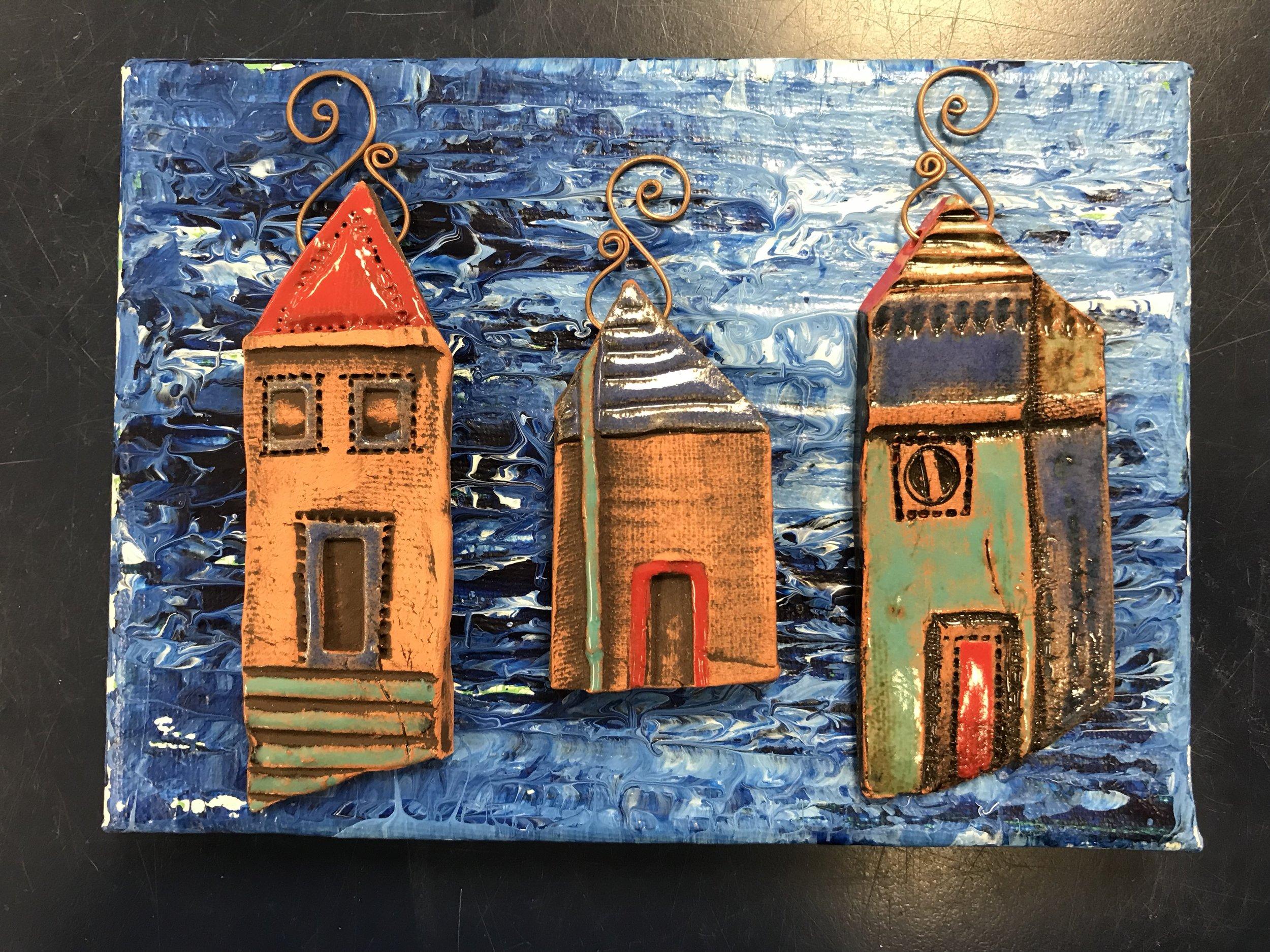 Brian Moody, Three Clay Homes.jpeg