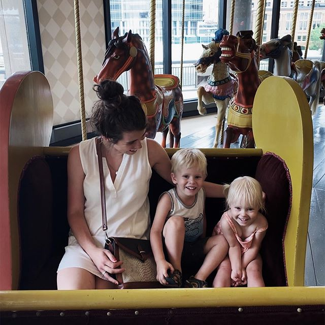 Don't look at the other side of the carriage, there's a naked fairy lady on it. They made some weird stuff in the 20's. And @kathrynkoterba takes great pictures. The end. • • • • • • • • • • • • • • • #thatsdarling #humansofjoy #ohheymama #simplychildren #honestmotherhood #joyfulmamas #toddlerlife #letthembelittle #childhoodunplugged #instakids #motherhoodrising #momtogs #realmotherhood #letthekids #littleandbrave #dailyparenting #motherhoodthroughinstagram