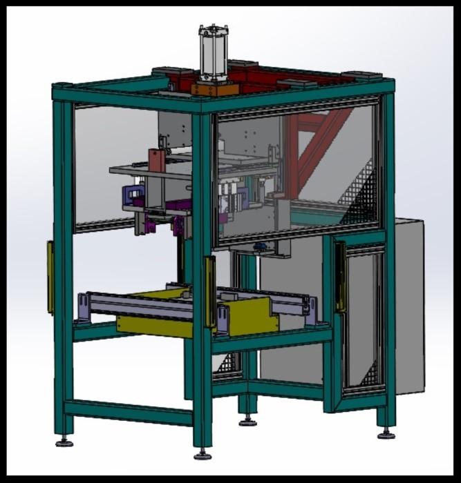 Custom engineering design for automated equipment design