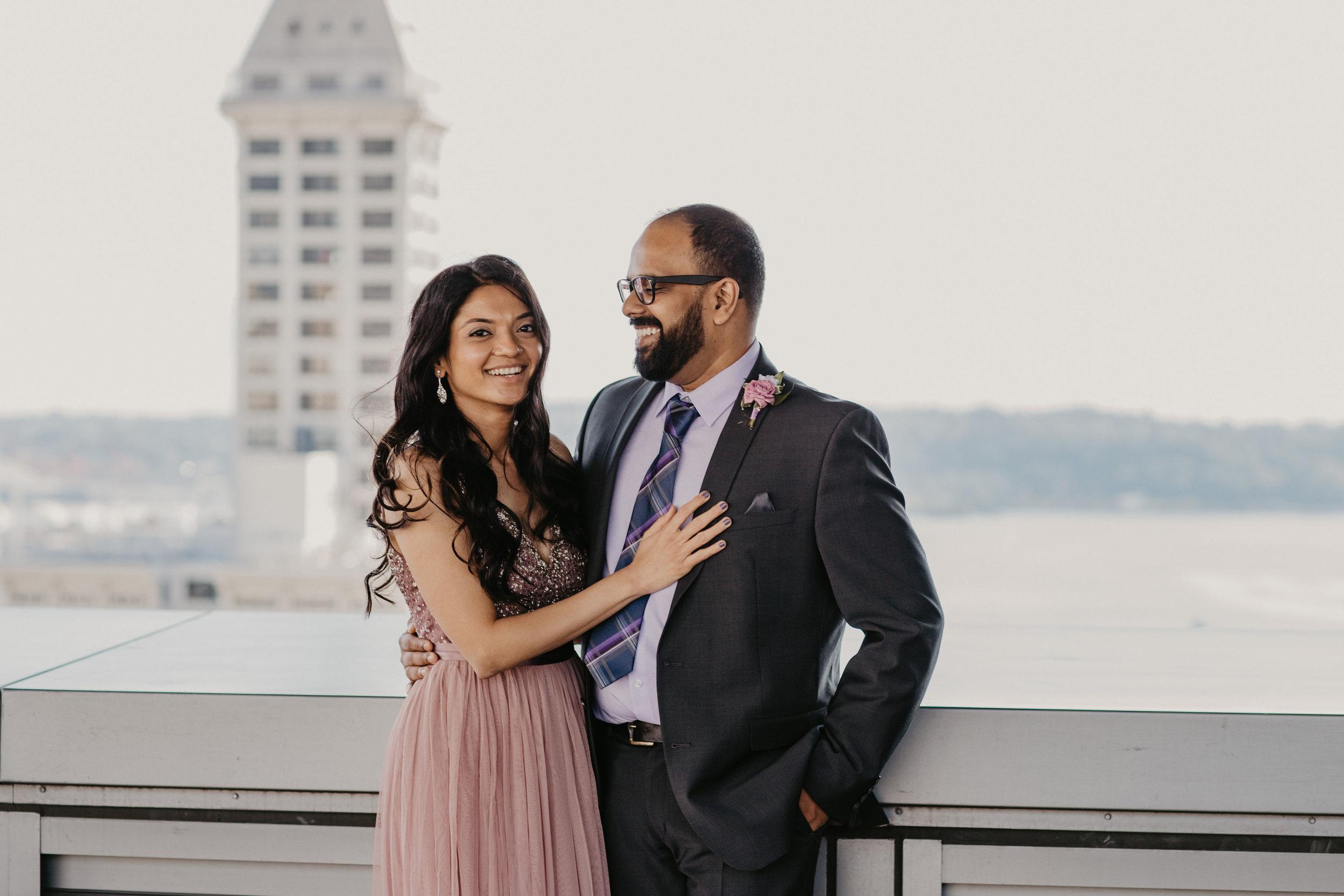 Vivek & Neeti - June 2019