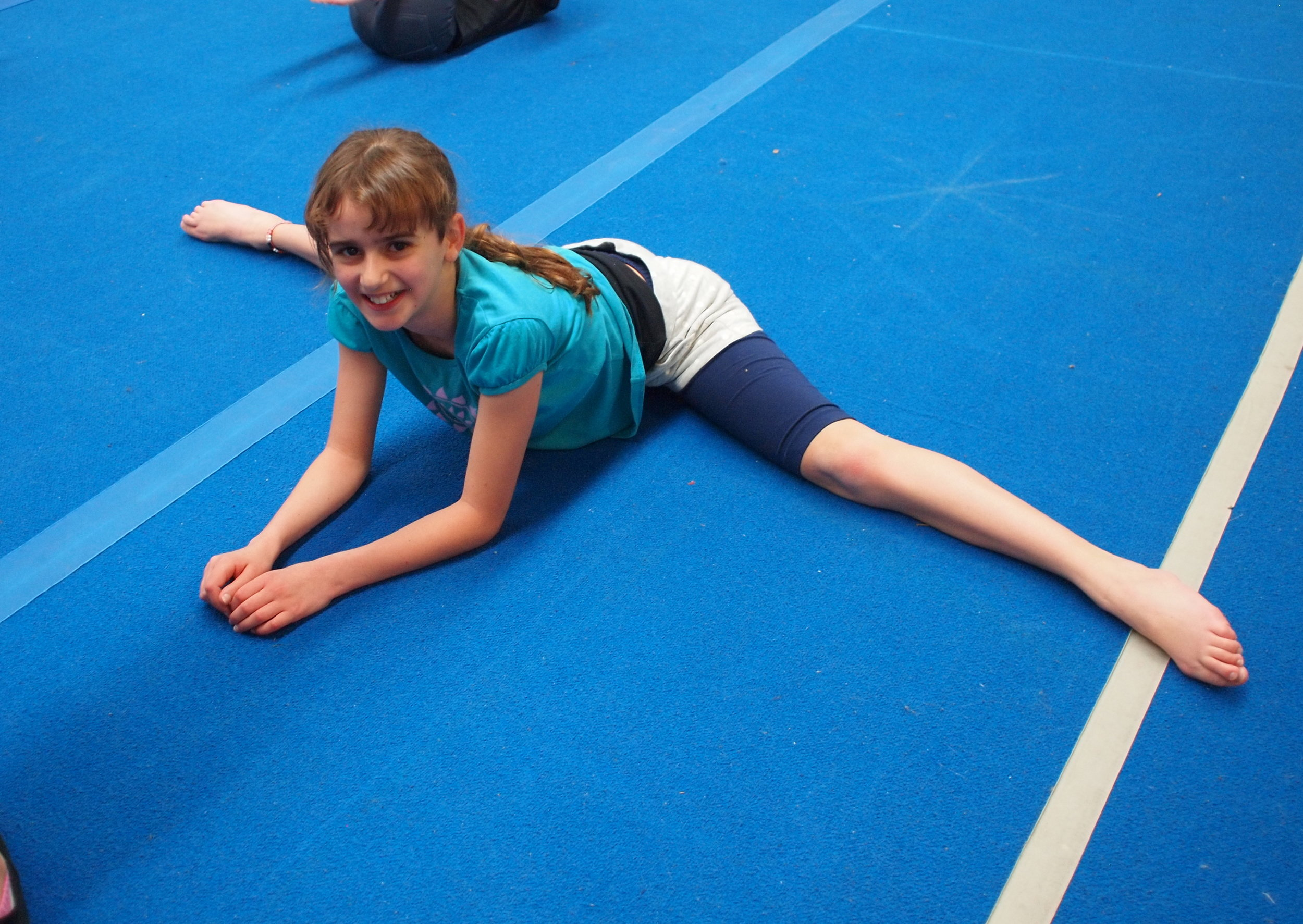 Gymnasitcs For School Age Kids -