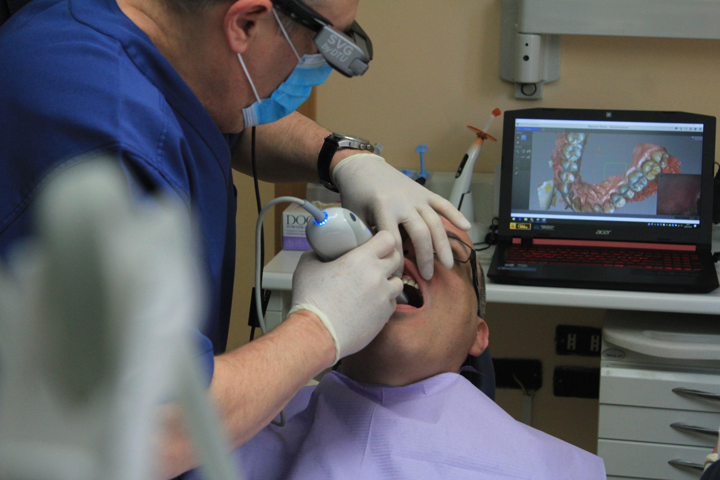 Fundraising for dental work