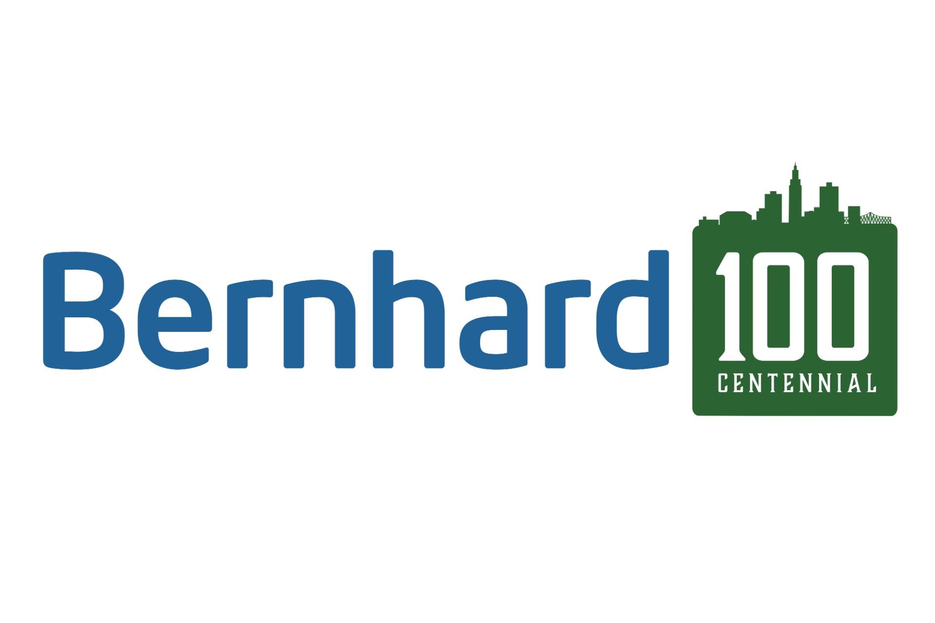 Bernhard 100th Anniversary Logo Design