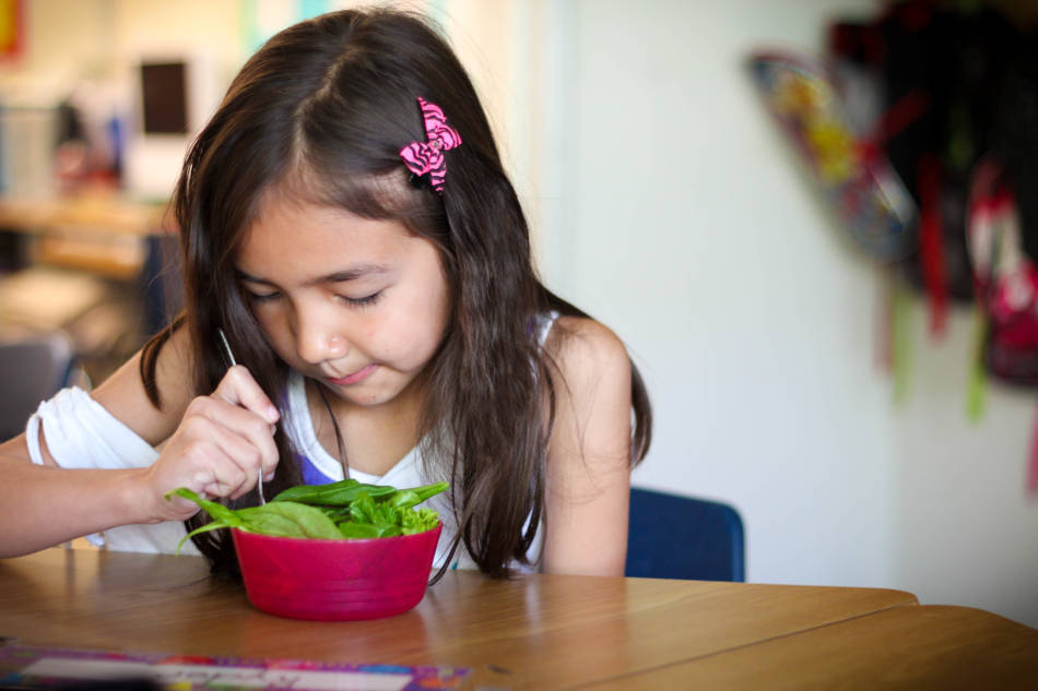 Improve the health and nutrition of kids and youth