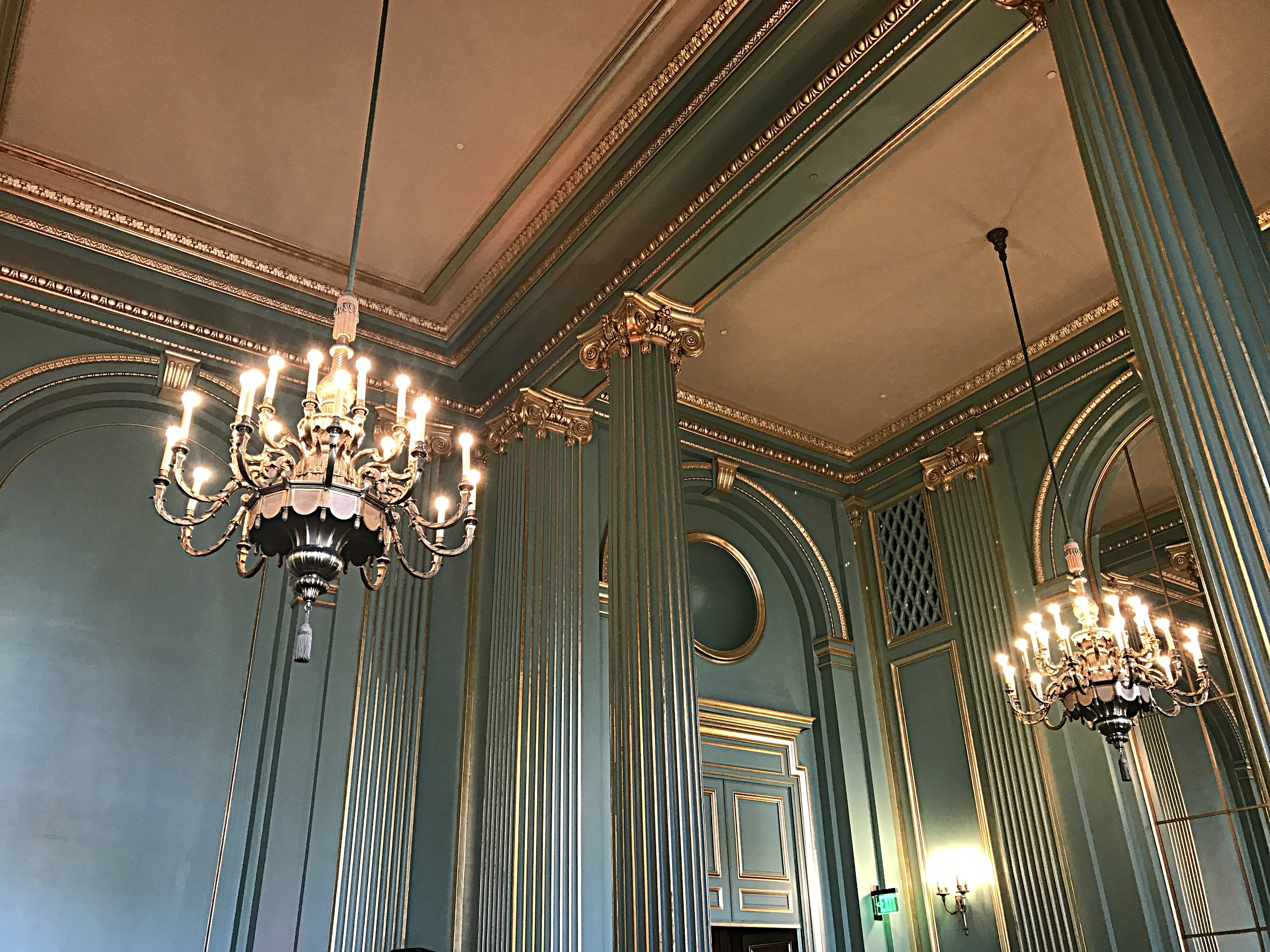 Green Room SF City Hall