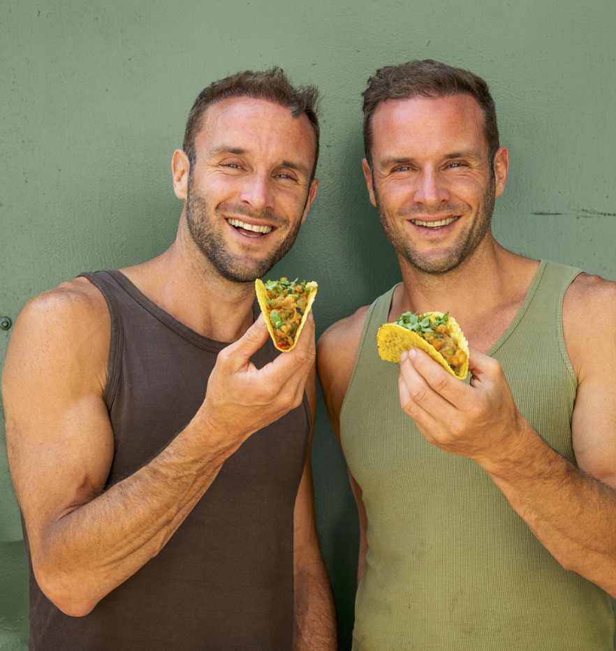 The Happy Pear - These two vegan Irish brothers share their plant based recipes.