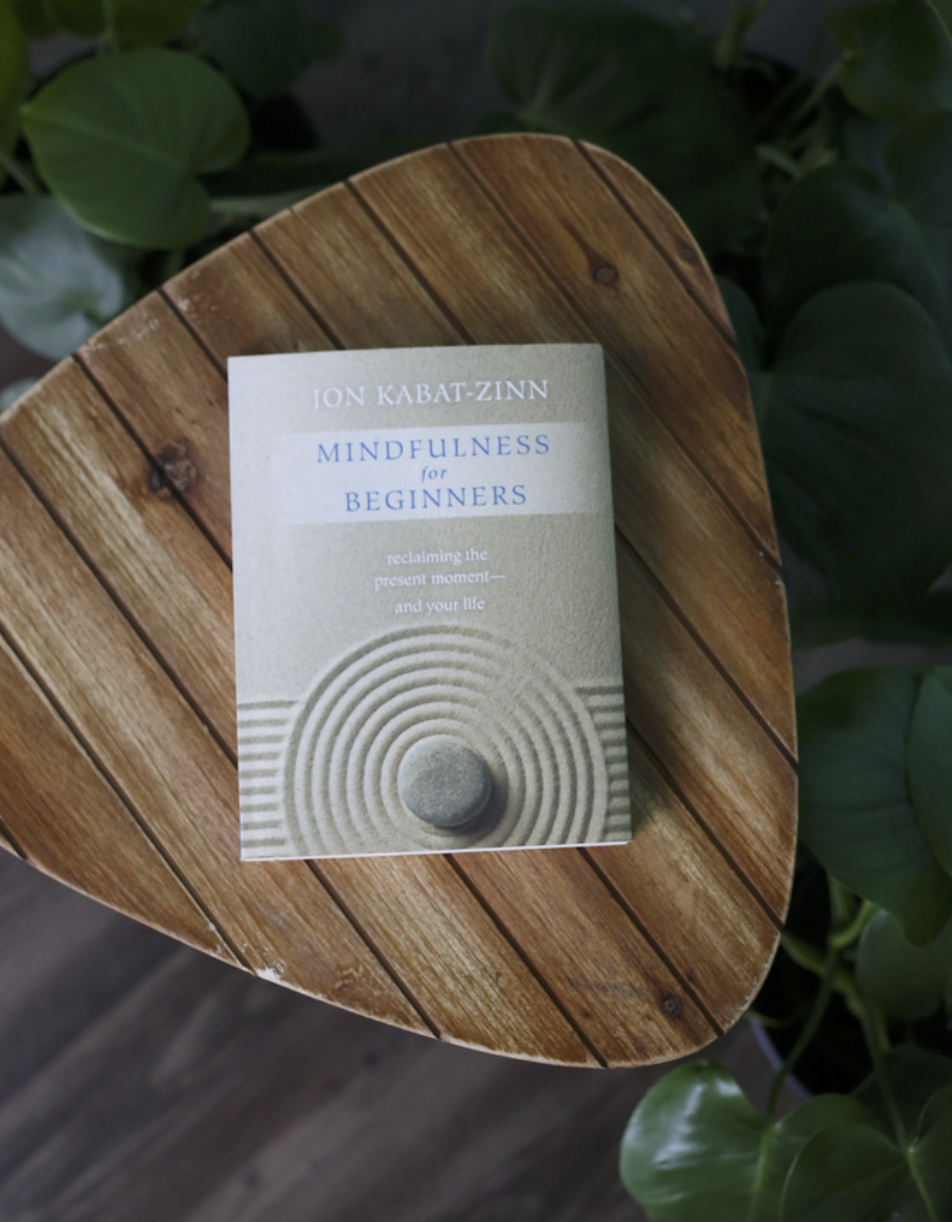 Mindfulness for Beginners - John Kabat-ZinnWe may long for wholeness, suggests Jon Kabat-Zinn, but the truth is that it is already here and already ours. The practice of mindfulness holds the possibility of not just a fleeting sense of contentment, but a true embracing of a deeper unity that envelops and permeates our lives.
