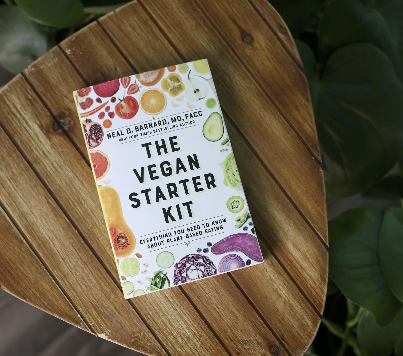 The Vegan Kick Starter Kit - Neal Barnard, MD, FACC