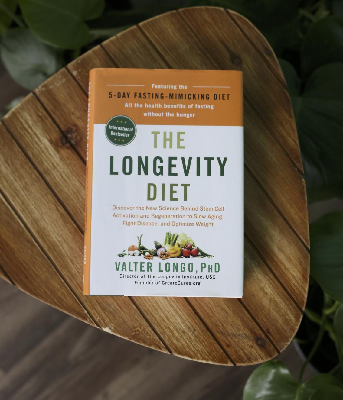 The Longevity Diet - Valter Longo, PhD