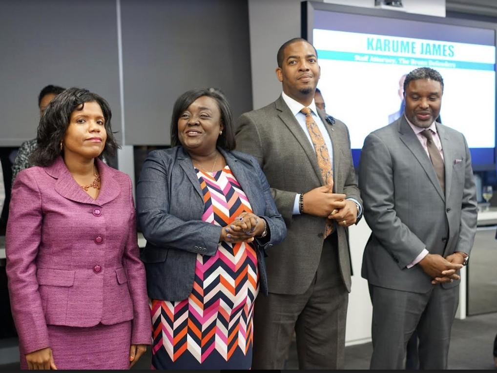 Metropolitan Black Bar Association installs new officers and directors - http://www.brooklyneagle.com/