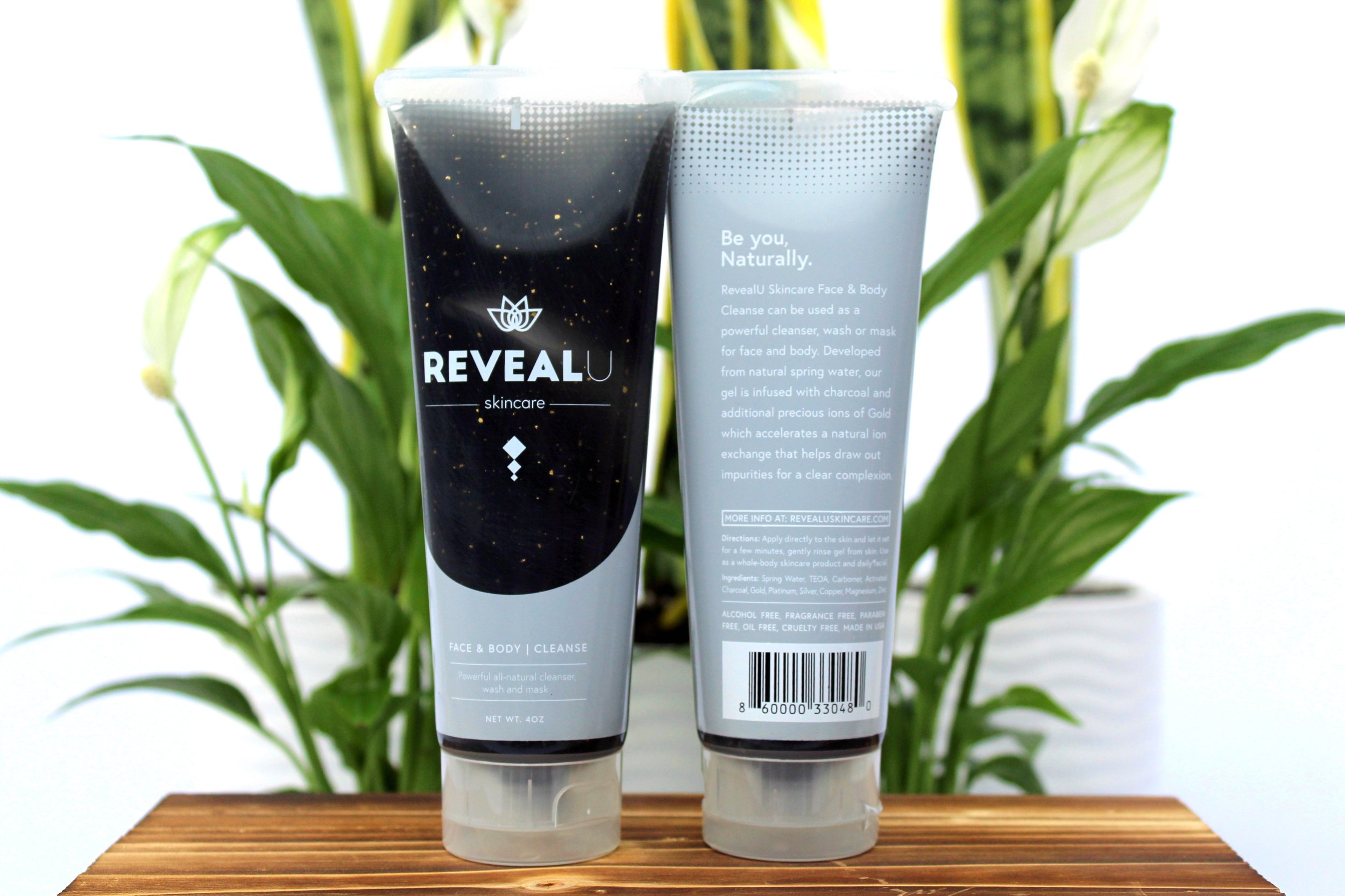 REVEAL CHARCOAL -