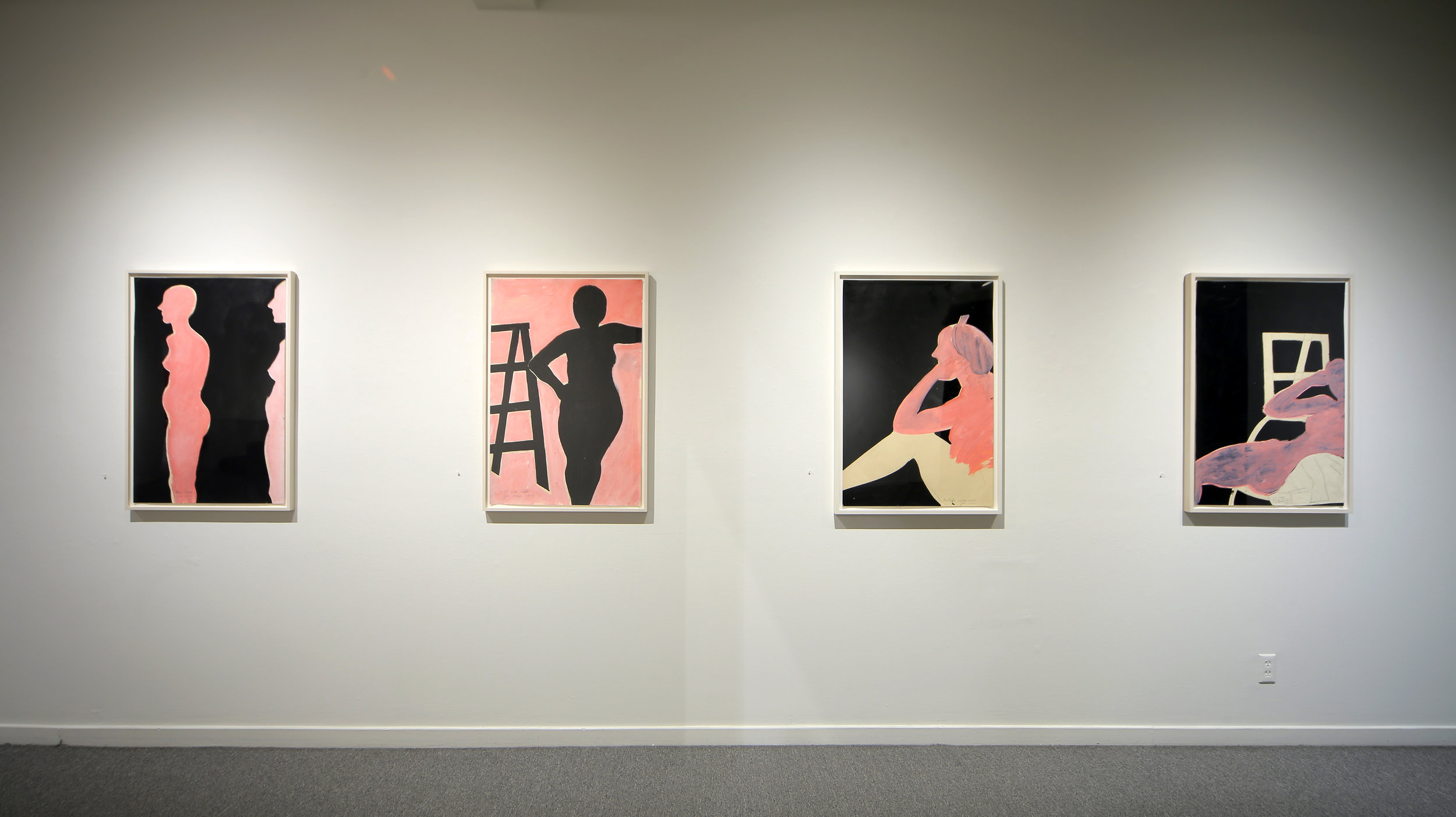 Anglim Gilbert Gallery, Joan Brown, October 8 - November 15, 2014 2.jpg