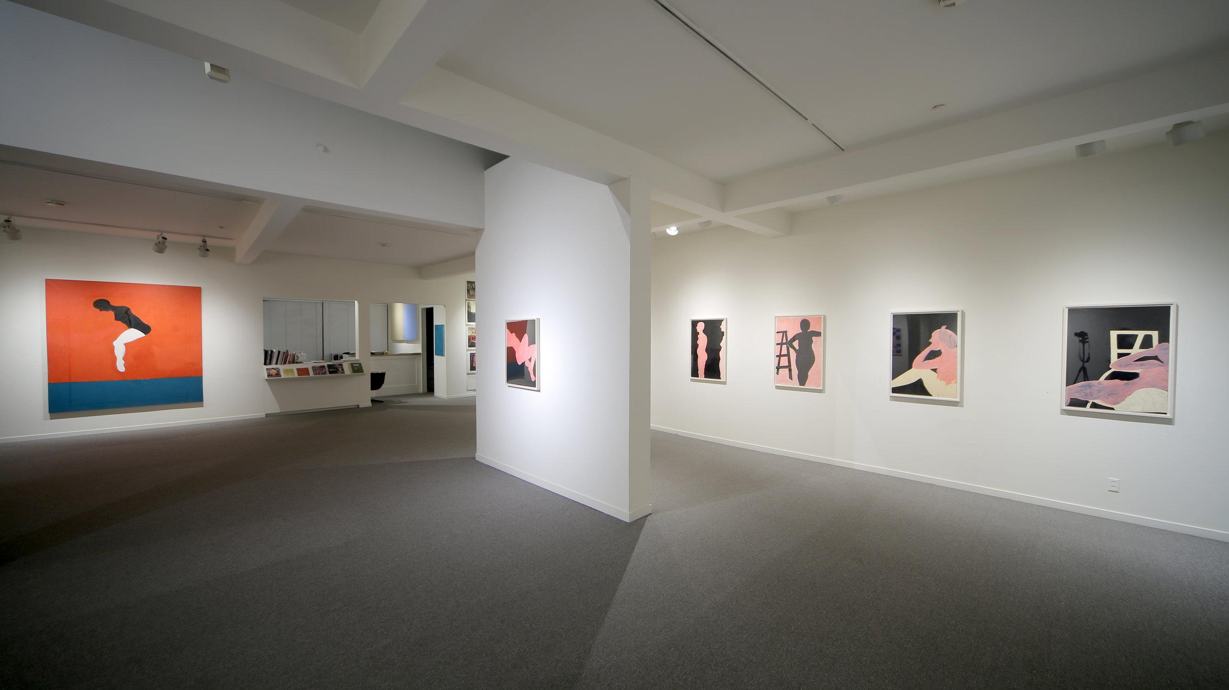Anglim Gilbert Gallery, Joan Brown, October 8 - November 15, 2014.jpg
