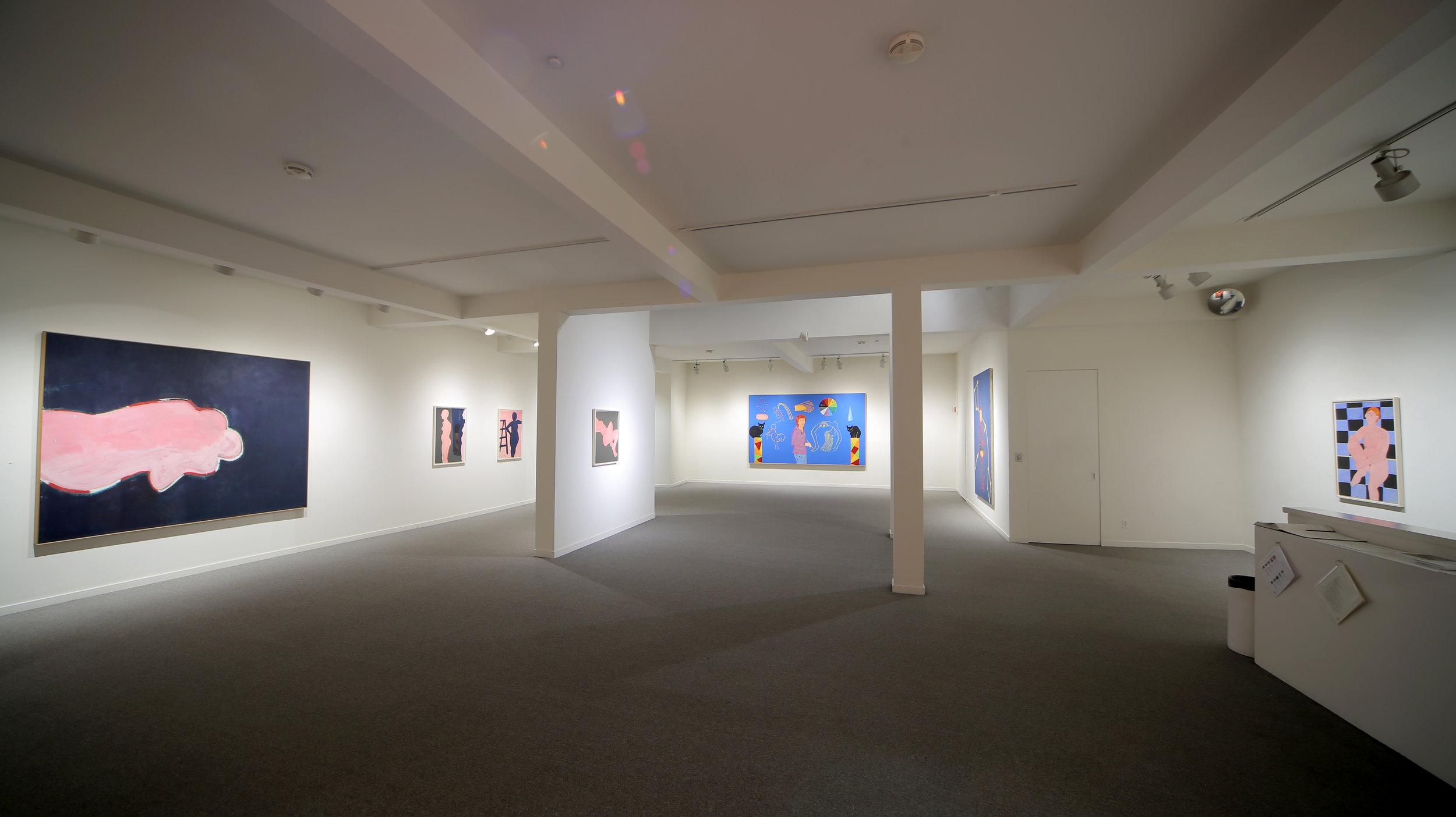 Anglim Gilbert Gallery, Joan Brown, October 8 - November 15, 2014 3.jpg