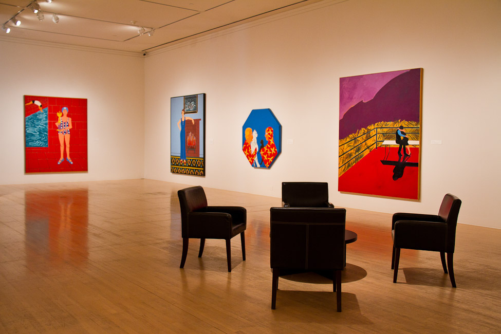 San Jose Museum of Art, San Jose, CA, Joan Brown, This Kind of Bird Flies Backwards, October 14, 2011 – March 11, 2012 4.jpg