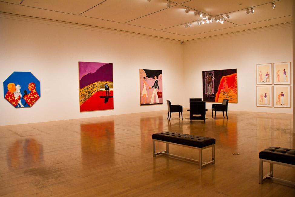 San Jose Museum of Art, San Jose, CA, Joan Brown, This Kind of Bird Flies Backwards, October 14, 2011 – March 11, 2012 6.jpg
