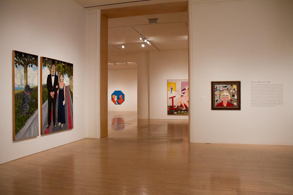 San Jose Museum of Art, San Jose, CA, Joan Brown, This Kind of Bird Flies Backwards, October 14, 2011 – March 11, 2012 9.jpg