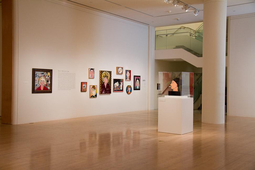 San Jose Museum of Art, San Jose, CA, Joan Brown, This Kind of Bird Flies Backwards, October 14, 2011 – March 11, 2012 10.jpg