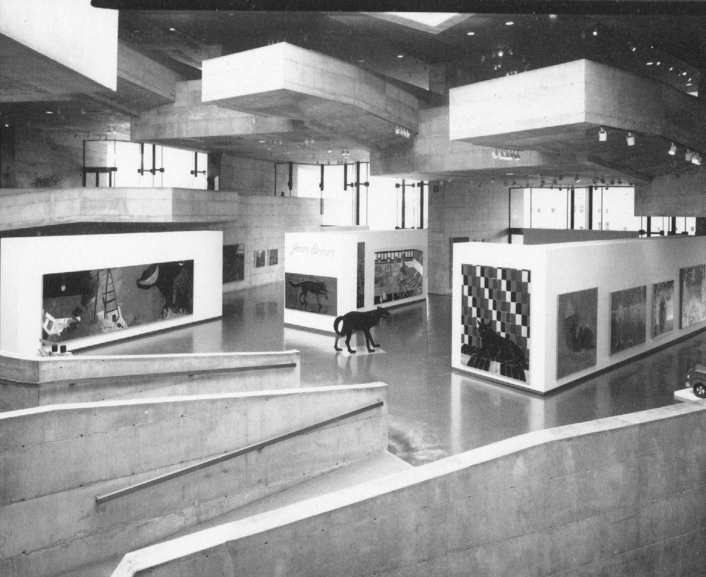 University Art Museum, University of California, Berkeley, Joan Brown, 1974 2.jpg