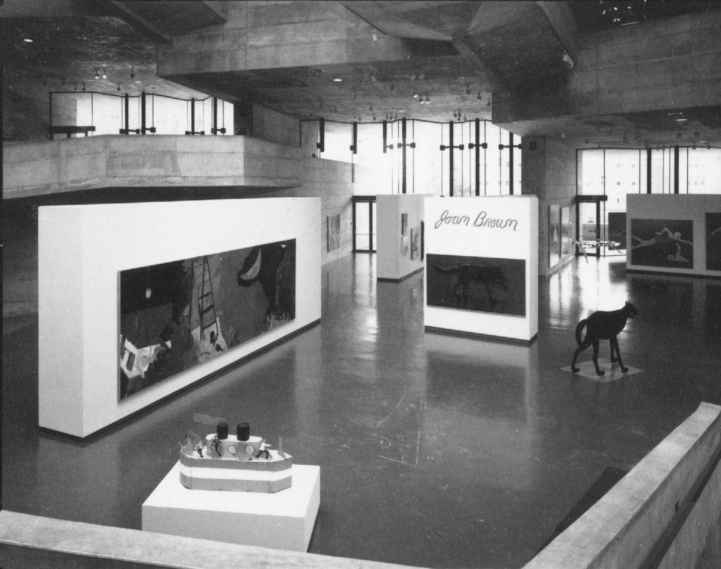 University Art Museum, University of California, Berkeley, Joan Brown, 1974 3.jpg