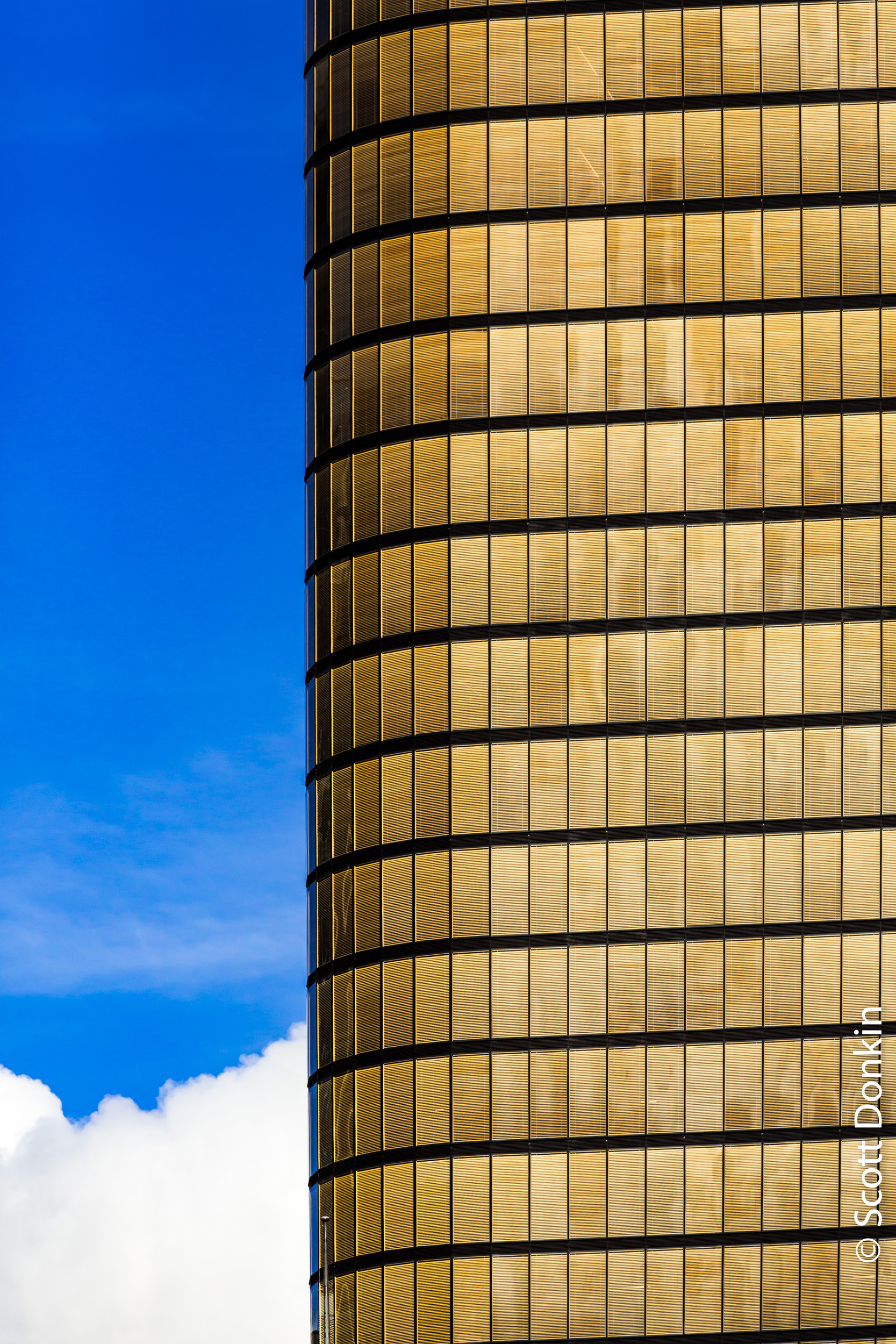 EY Sweeney Tower. Sydney CBD.