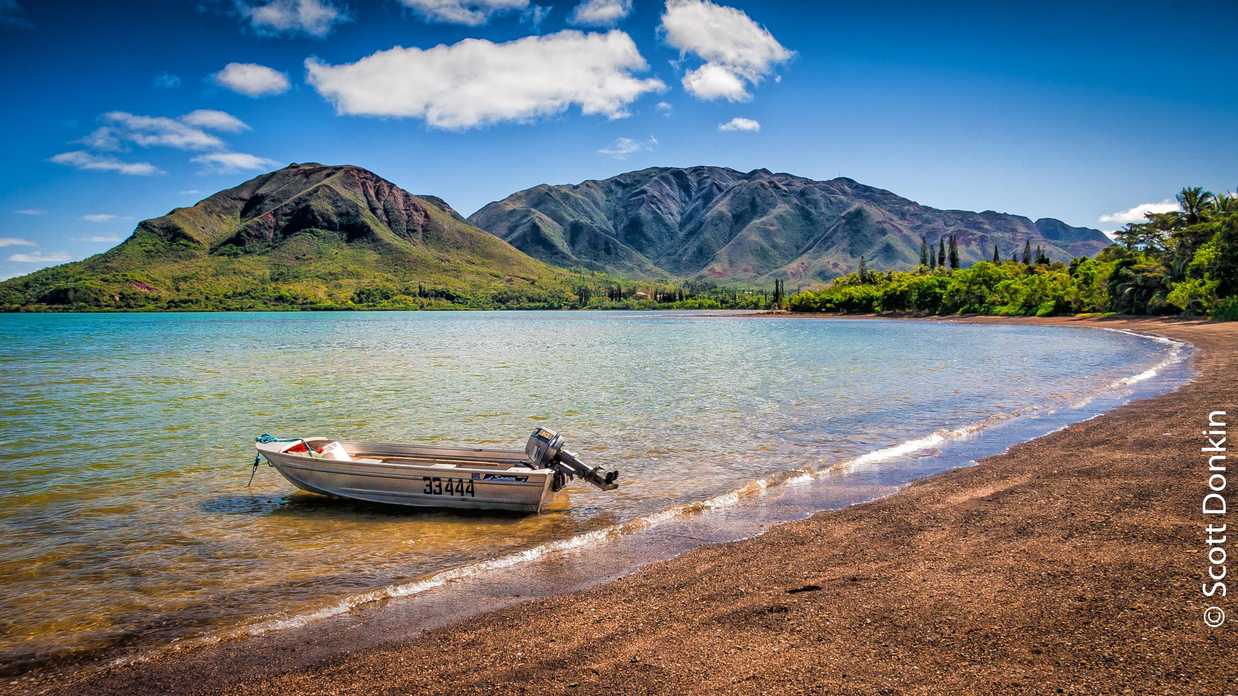South Coast, New Caledonia.