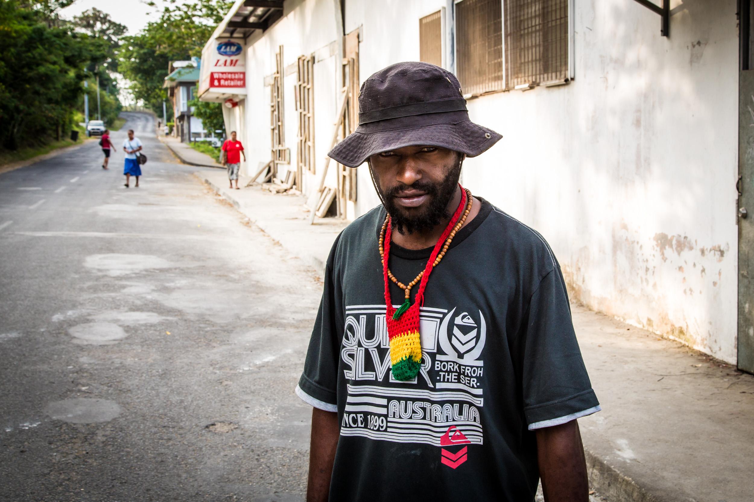 """Nelson"". Port Vila, Vanuatu."
