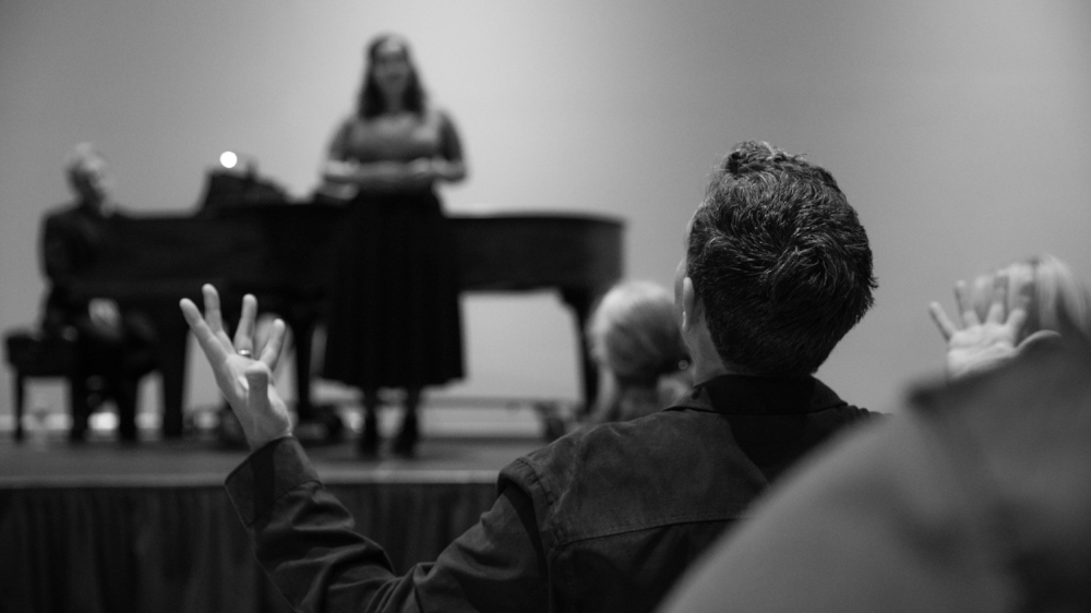 A Master Class with Adam Pascal - Photographs by Kat Stiennon