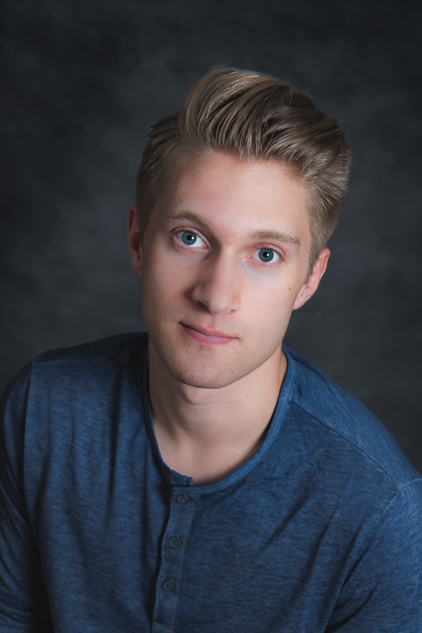 ANDRYI NAHIRNIAK (Ensemble) , Madison area native, is excited to be a part of this production of  On the Town.  Andryi was born and raised in Cottage Grove, WI, and graduated from Monona Grove High School, where he participated in many musical productions. These credits include Jean Valjean in  Les Miserables;  Emmet Forrest in  Legally Blonde;  Will Bloom in  Big Fish;  and Peter Pan in  Shrek.  Currently he is studying towards a BFA in Musical Theatre at the University of Wisconsin-Stevens Point, where he has been in productions of  Spamalot  (ensemble),  Heathers: The Musical  (ensemble), and The Painter in  Amour . He is grateful to be able to return to the Madison area to perform another show and is so thrilled to work with such a talented cast.