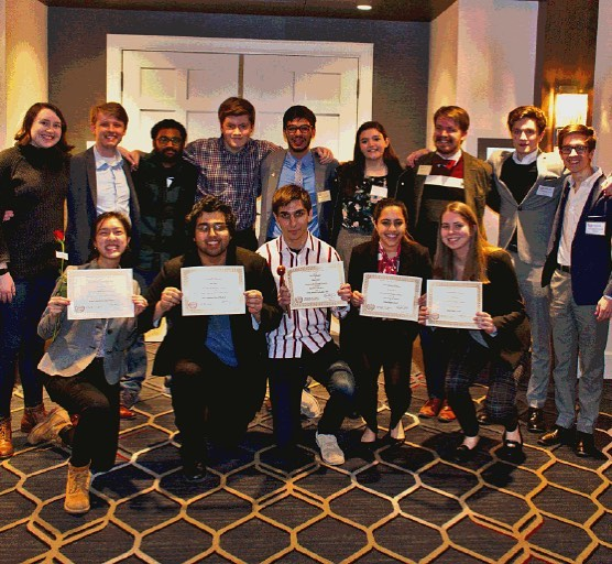 Check out our MUN team at HNMUN!! They did an amazing job, and we're really proud of the whole GW MUN Team for their work this semester. After Spring Break, our sights are set on VICS!