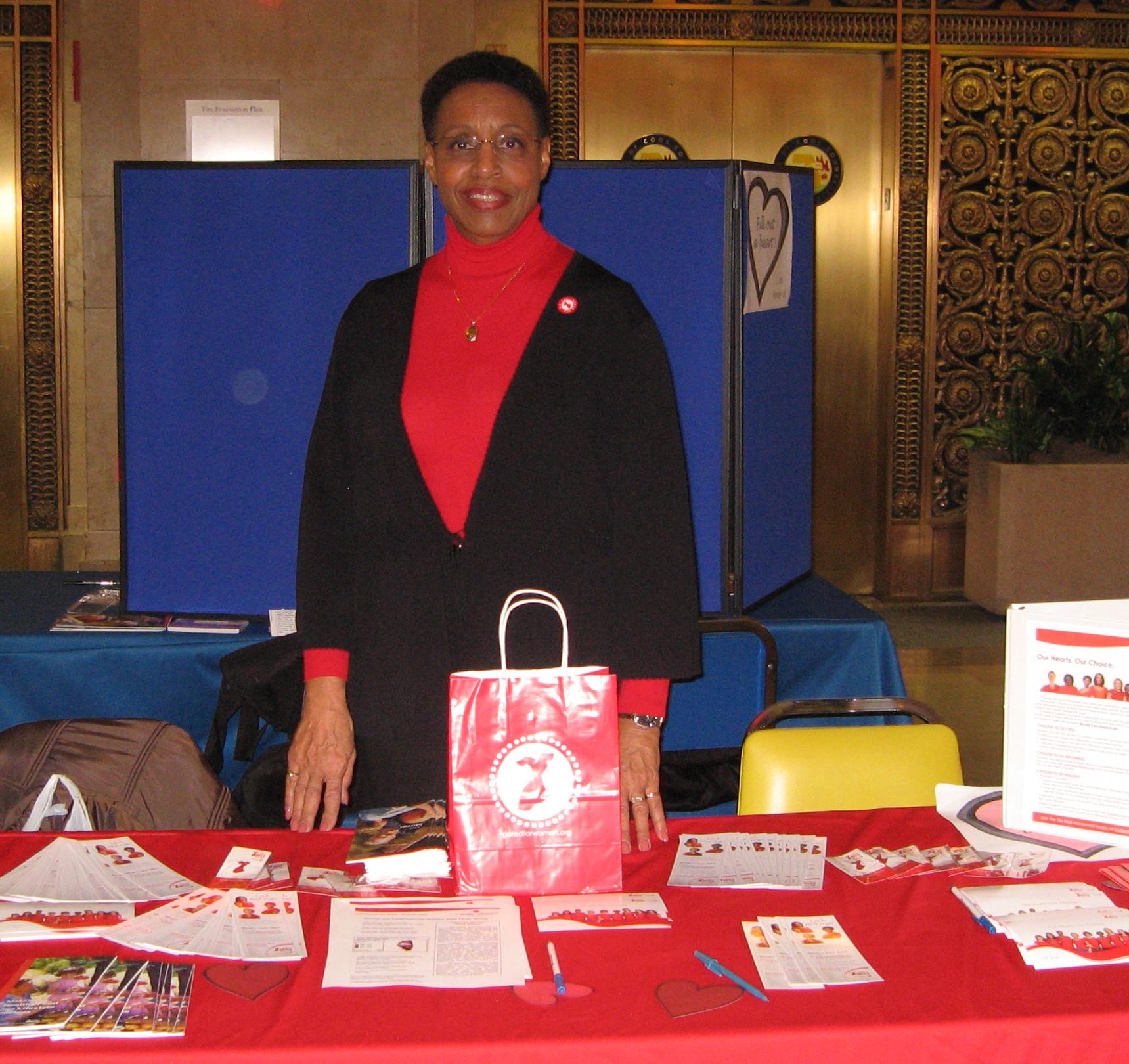 Volunteering for AHA, 2009.jpg